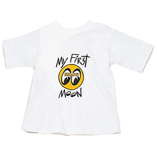 my first moon baby t-shirt